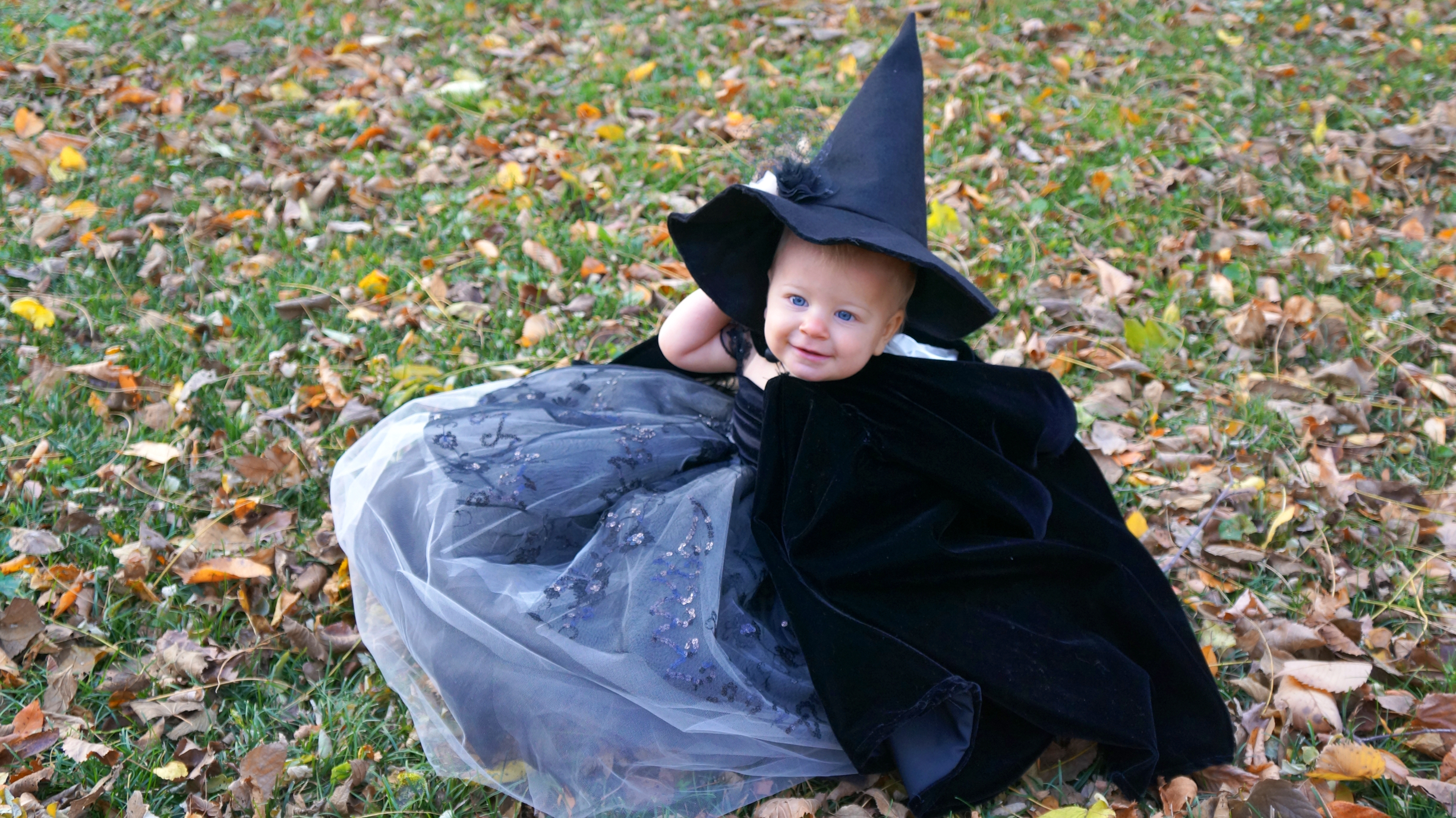 Diy Couture Baby Witch Costume Part 3 Armourgirl